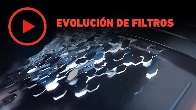 Evolución de Filtros