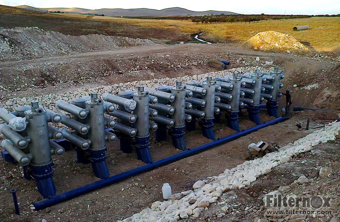 Filternox Filters For Irrigation Water Treatment Systems