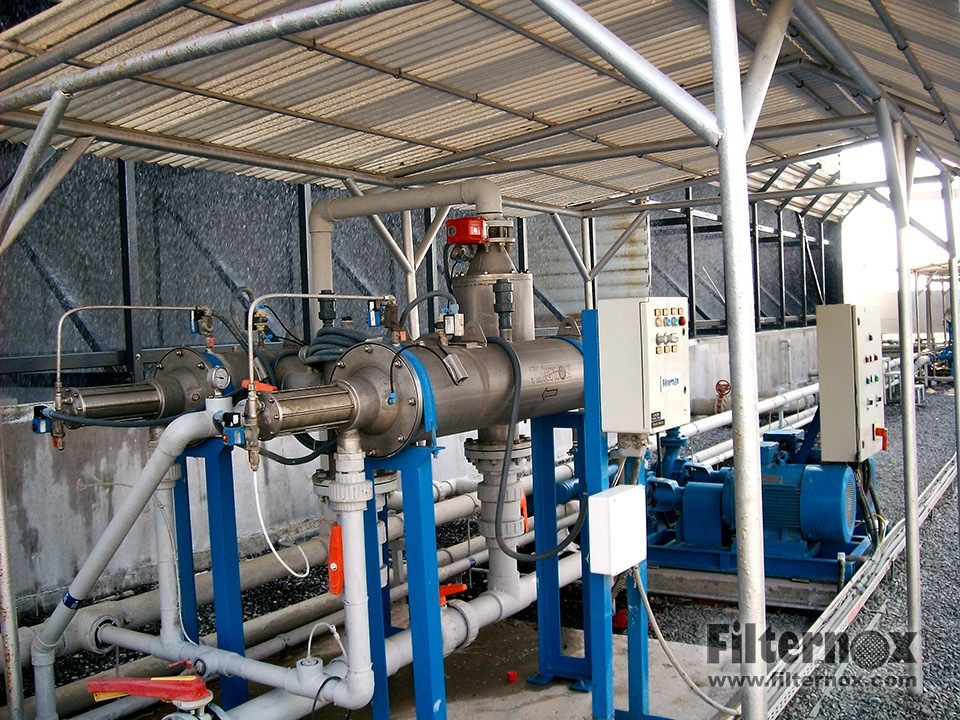 Filters For Hvac Amp Cooling Tower Water Treatment Systems