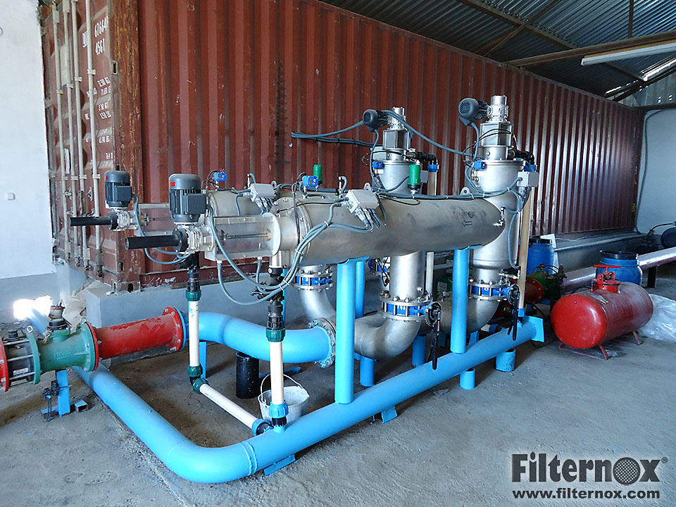 Filternox Filters For Surface Water Treatment Systems